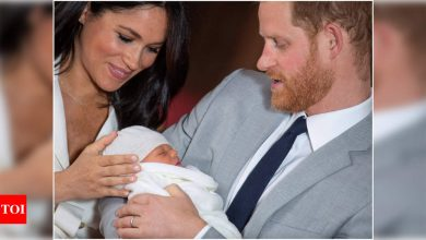 Prince Harry and Meghan Markle welcome their second baby 'Lili' naming her after Queen Princess 'Diana' - Times of India