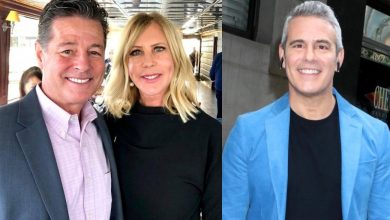 RHOC Alum Steve Lodge is Running for Governor of California, See How Fiancee Vicki Gunvalson and Andy Cohen Are Reacting to His Political Aspirations