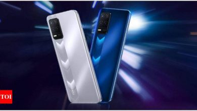 Realme Narzo:  Realme Narzo 30 and Narzo 30 5G to launch in India on June 24 - Times of India