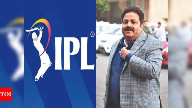 Remainder of IPL 2021 to be played between Sep 19-Oct 15: Rajeev Shukla | Cricket News - Times of India