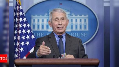 Republicans introduce bill to fire Anthony Fauci, face of US Covid response - Times of India