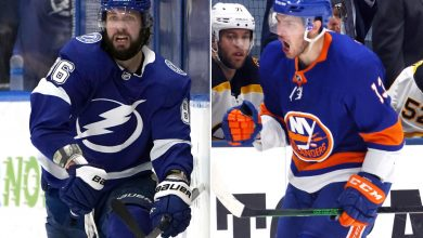 Return of crowds makes this Islanders-Lightning clash more intriguing
