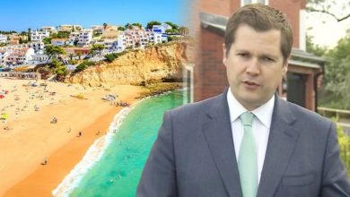 Robert Jenrick hints more green list countries could be moved to amber - be 'flexible'