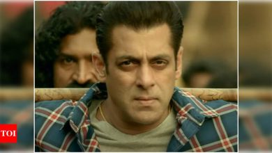 Salman Khan comes to the rescue of the Movie Stunt Artistes Association - Times of India