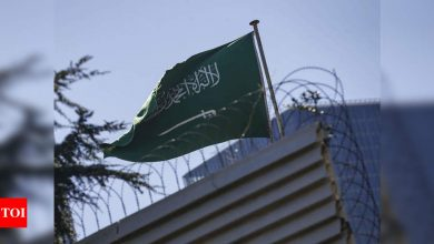 Saudi talks up strength after US cuts military assets - Times of India