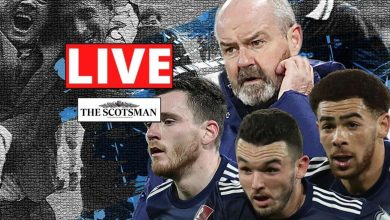 Scotland vs England LIVE: All the buildup to tonight's crunch Euro 2020 game at Wembley