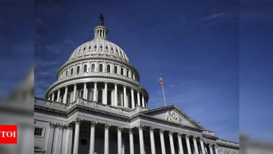 Senate passes bill to boost US tech industry, counter rivals - Times of India