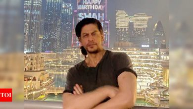 Shah Rukh Khan to release an exciting music video soon - Times of India