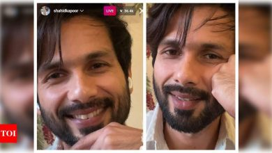 Shahid Kapoor on 2 years of Kabir Singh: Thank you for making my most broken and flawed character my most successful film - Times of India