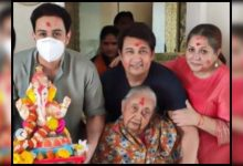 Shekhar Suman pens a heartbreaking note after his mother's demise; son Adhyayan Suman says 'You were a woman of discipline' - Times of India