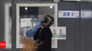 South Korea to secure more mRNA vaccines for Covid-19 booster shot - Times of India