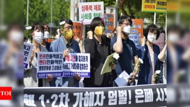 South Korea's air force chief resigns over woman's death - Times of India