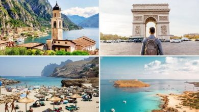 Spain, Portugal, France, Greece & Italy: Nations welcome Britons despite amber list status