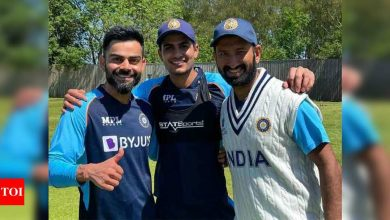 'Sun brings out smiles': Virat Kohli after resuming training in Southampton | Cricket News - Times of India