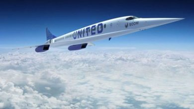 Supersonic plane to fly passengers London to New York in 3.5 hours - launch date announced