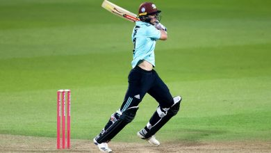 Sussex frustrated as Surrey game called off one ball before DLS result possible