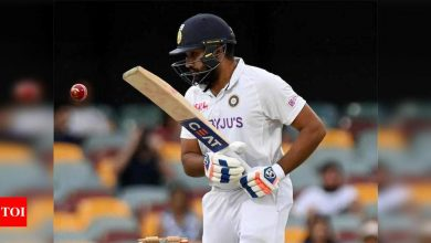 Swinging ball could be a problem for Rohit Sharma: Scott Styris | Cricket News - Times of India