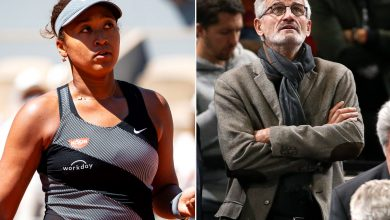 Tennis boss Gilles Moretton destroyed for ludicrous Naomi Osaka press conference