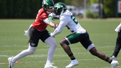 Tevin Coleman out to prove he can lead Jets running backs