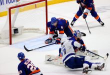 There's never been anything like Ryan Pulock's miraculous Islanders stop