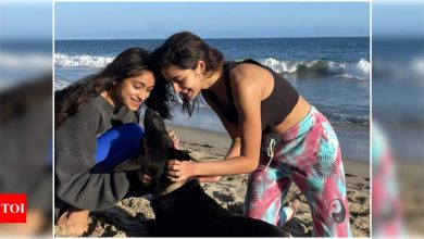This is how Ananya Panday is trying to be for the rest of her life, see below! - Times of India