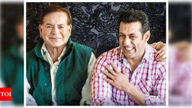 Throwback! Salim Khan's hilarious answer to questions about Salman Khan's wedding will leave you in splits - Times of India