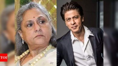Throwback: When Jaya Bachchan said she would have slapped Shah Rukh Khan; here's why - Times of India