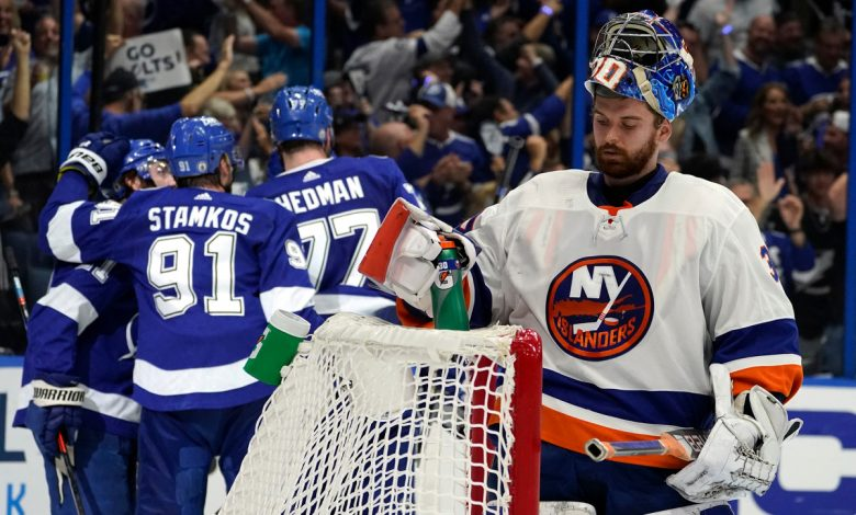 Tough break early was start of Islanders' playoff disaster