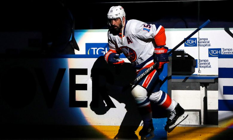 Trading for Cal Clutterbuck helped build Islanders' identity