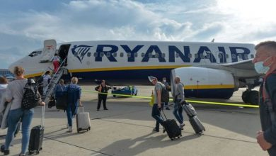 'UK will be embarrassed': Ryanair sues Government over traffic light system
