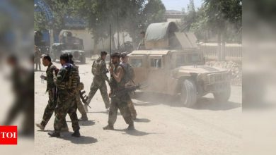 UN Afghanistan envoy warns of Taliban offensive - Times of India