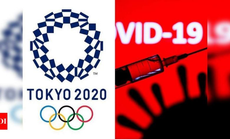 Uganda Olympic team member tests positive on arrival in Japan   Tokyo Olympics News - Times of India