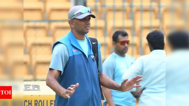 Unrealistic to give opportunity to all youngsters in Sri Lanka: Rahul Dravid | Cricket News - Times of India