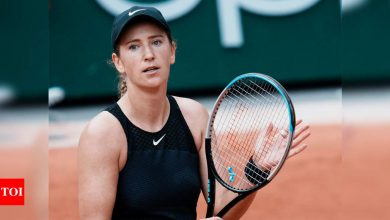 Victoria Azarenka in French Open fourth round for first time in eight years   Tennis News - Times of India