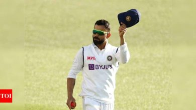 Virat Kohli: Need to ensure mental well-being of players, it shouldn't be neglected | Cricket News - Times of India