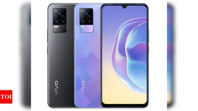 Vivo Y73 vs Oppo F19 Pro: How the two mid-range smartphones compare - Times of India