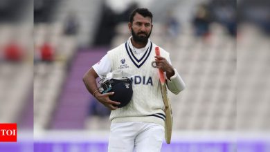WTC Final, India vs New Zealand: Cheteshwar Pujara could have rotated the strike better, says Dale Steyn | Cricket News - Times of India