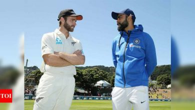 WTC Final: Virat Kohli chases first ICC trophy, New Zealand out to end final jinx   Cricket News - Times of India