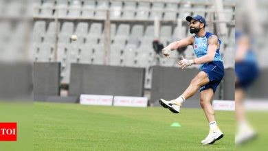 WTC final: Team India get into the groove for summit clash | Cricket News - Times of India