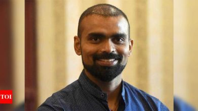 Want to bring back glory days of Indian hockey, says PR Sreejesh | Hockey News - Times of India