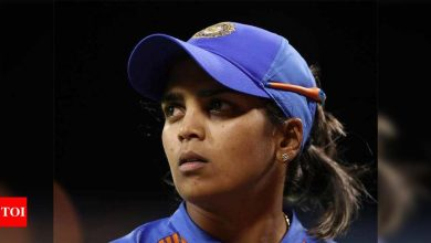 We were broken to pieces: Veda Krishnamurthy recalls COVID trauma in family   Cricket News - Times of India