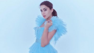 """When Sara Ali Khan Was Brutally Trolled For Wearing A Ruffled Saree & Compared To A Natraj Pencil; A Netizen Wrote, """"Nepokid Wearing Pencil"""" - Read On"""