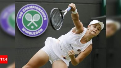 Wimbledon: Evonne Goolagong Cawley to dictate Ashleigh Barty's style   Tennis News - Times of India