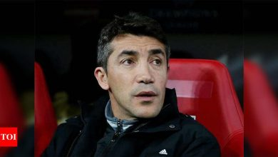 Wolverhampton Wanderers appoint ex-Benfica boss Bruno Lage as new boss | Football News - Times of India