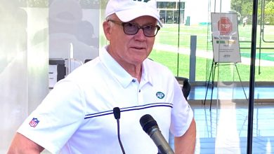 Woody Johnson's Jets return comes with promise: 'All about winning'