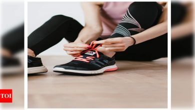 Working out at home? Follow these expert-backed tips to stay in shape - Times of India