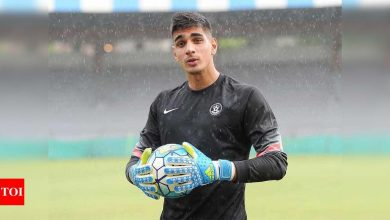 World Cup Qualifiers: India can repeat Qatar heroics, says Gurpreet Singh Sandhu | Football News - Times of India
