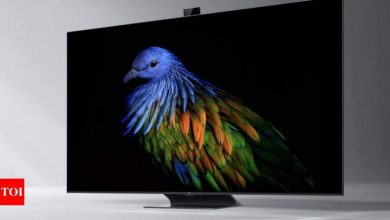 Xiaomi Mi TV 6 Extreme Edition with 100W audio system and 48MP camera sensor launched in China - Times of India