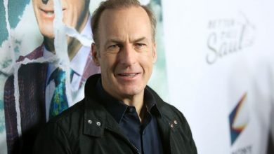 'I feel the love' Bob Odenkirk sends message to fans after suffering 'small heart attack'