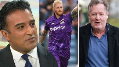 'They don't tend to go after men' Adil Ray reacts to Ben Stokes news as Piers stays silent